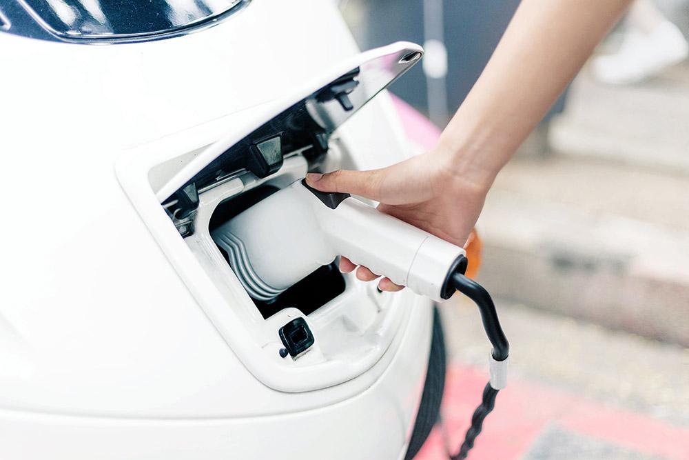 nabíjení elektromobilů